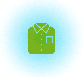 Shirt Icon Blue